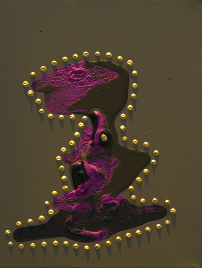kinetic metal head