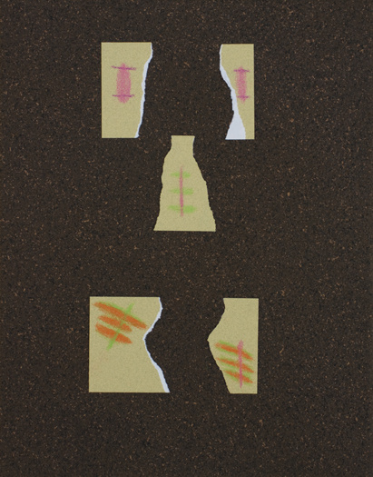 granite crystal face