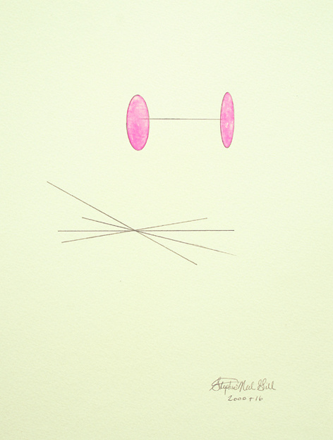 mouse, minimalist, art,