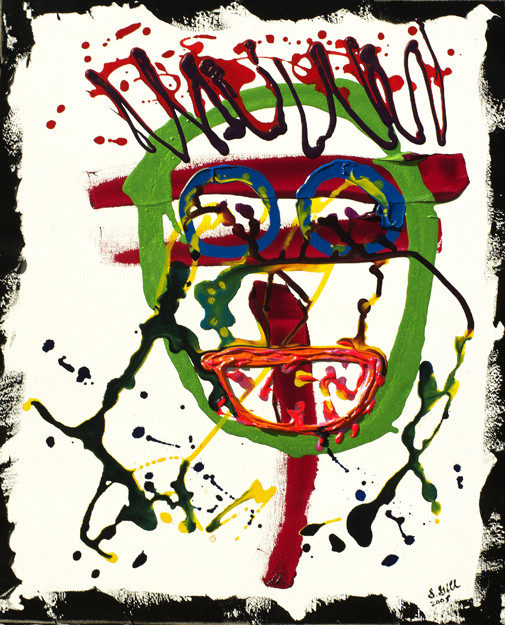 mayhem, face, 2005,