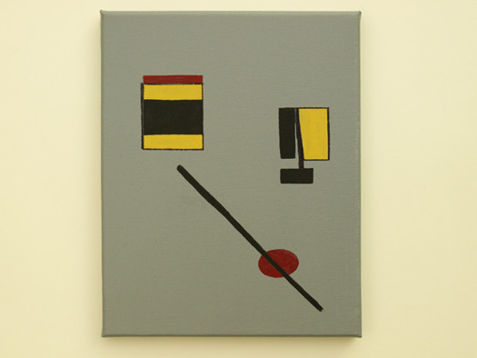 lipstic lip geometric